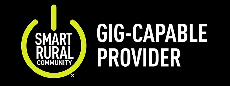 Smart Rural Community Gig-Capable Provider