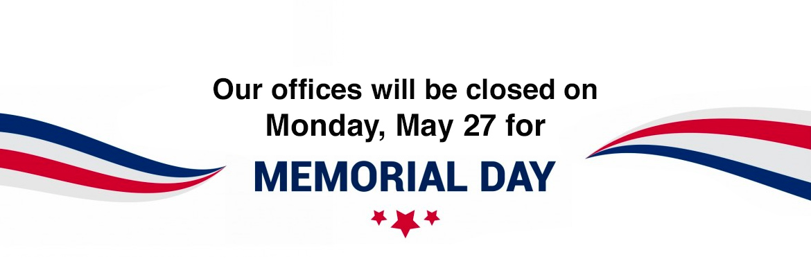 The offices of Star Communications will be closed Monday, May 27th for Memorial Day